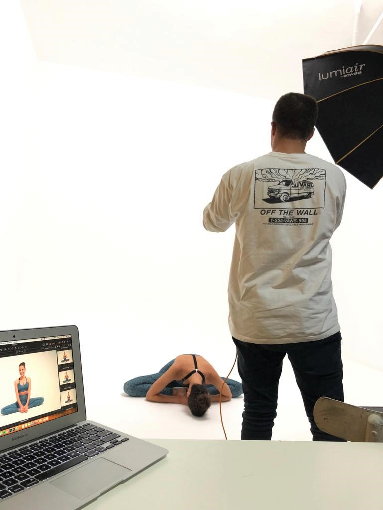 shooting campaña limited edition